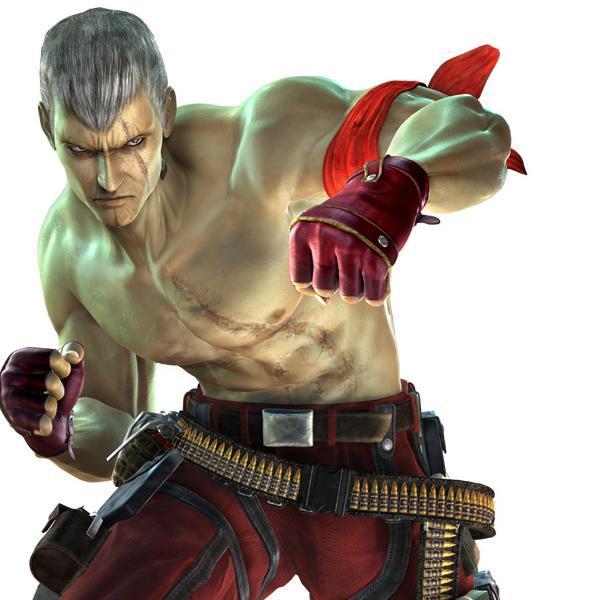 Rival Question Lei Wulong Atau Bryan Fury Tekken Fanpop